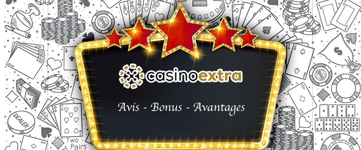Avis casino Extra : analyse et test de nos experts